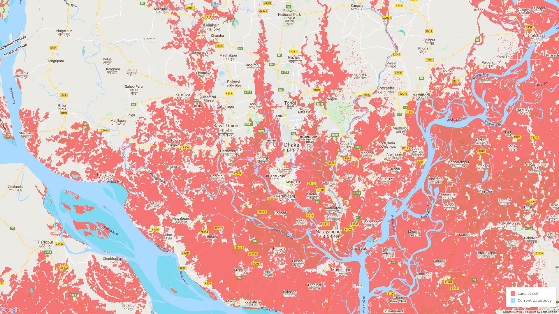 Flooded Future: Global vulnerability to sea level rise worse ...