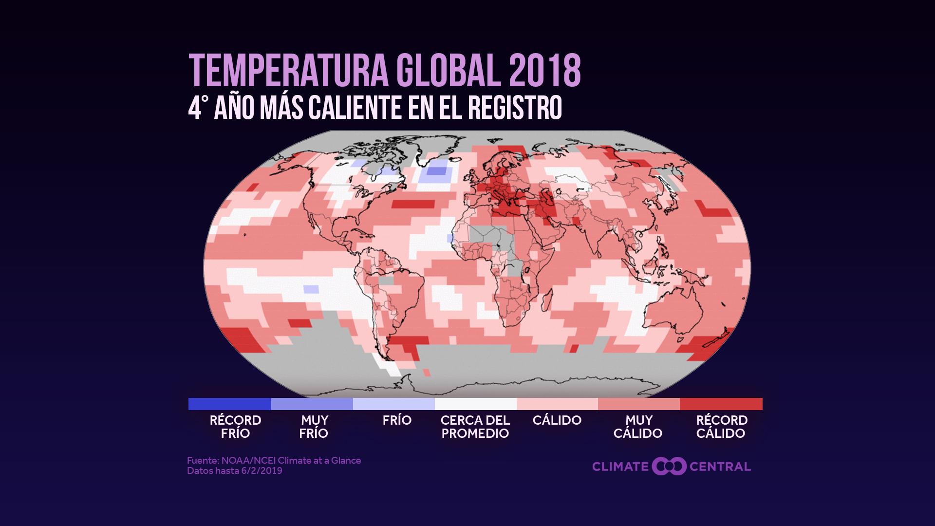 global temps - map